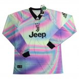 Camiseta Juventus EA Sports Manga Larga 2018 2019