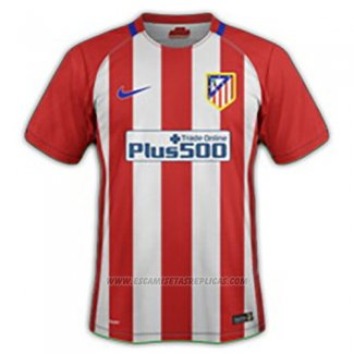 Camiseta Atletico Madrid Primera 2016 2017