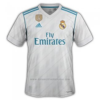 Camiseta Real Madrid Primerae 2017 2018