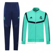 Chandal del Real Madrid 2019 2020 Verde